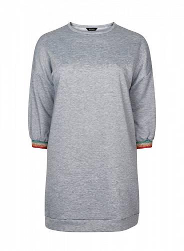 Mikinové šaty, Evans, 850 Kč