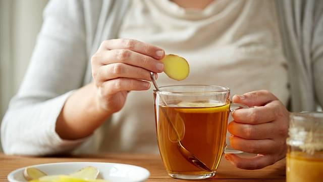 Zázvor pomůže s hubnutím i nachlazením