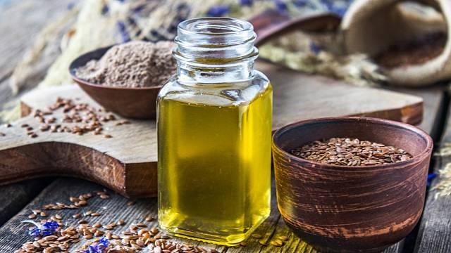 Lněné semínko nemá moc kalorií a má výborné složení