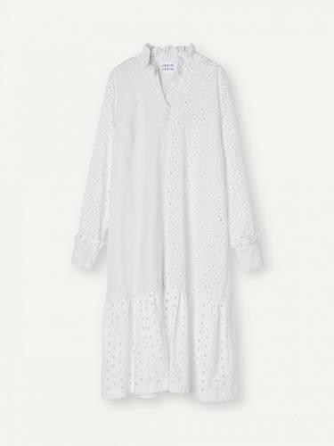 Romantické šaty, info o ceně v obchodě