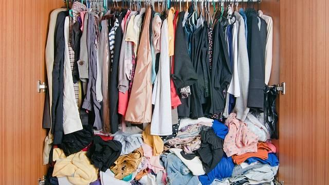 Nenechte se nalákat jen cenou... Přemýšlejte, které kousky oblečení opravdu potřebujete