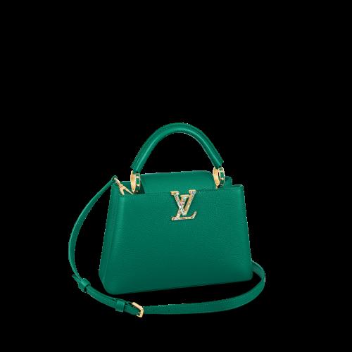 Barevné popruhy, Louis Vuitton, info o ceně v obchodě