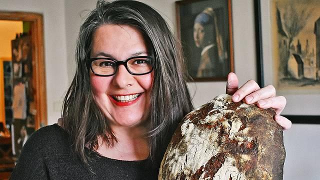 Šéfredaktorka Alena Němečková vás naučí péct dokonalý chleba