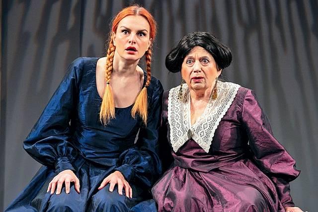 V Gogolově Revizorovi ji můžete vidět od 19. 8. na Letní scéně Vyšehrad.