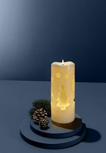 Svíčk, Tchibo, info o ceně v obchodě