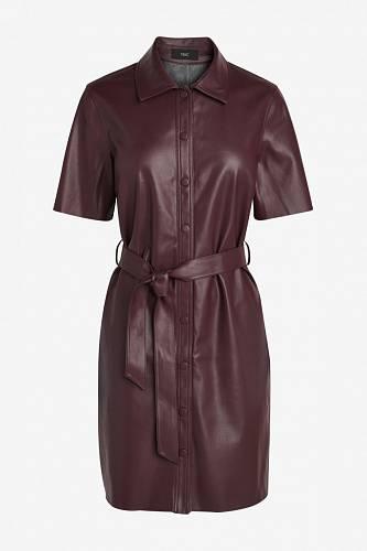 Kožené šaty, Next, info o ceně v obchodě