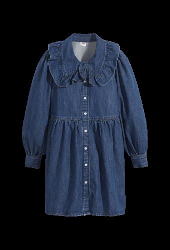 Džínové šaty, Levis, info o ceně v obchodě