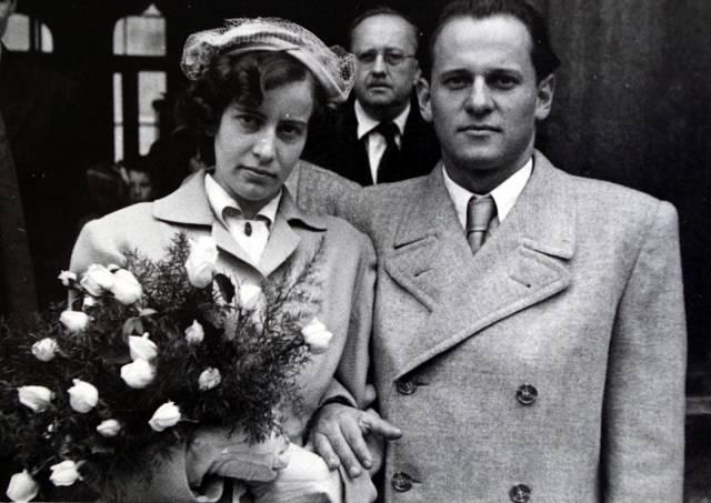 Svatba Marie a Vladimíra Antošových