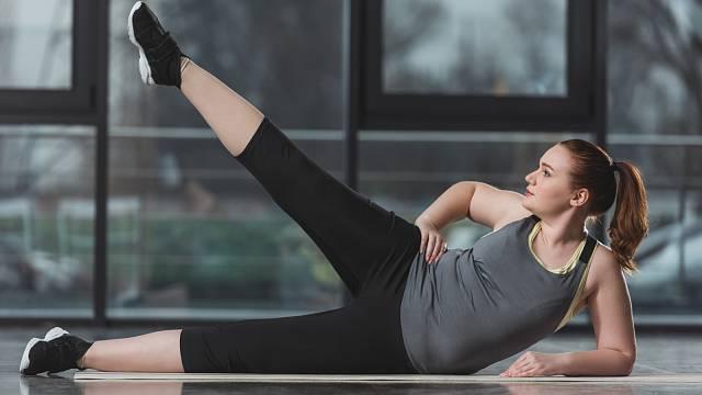 Přidejte k dietě cvičení a kila půjdou dolů mnohem rychleji