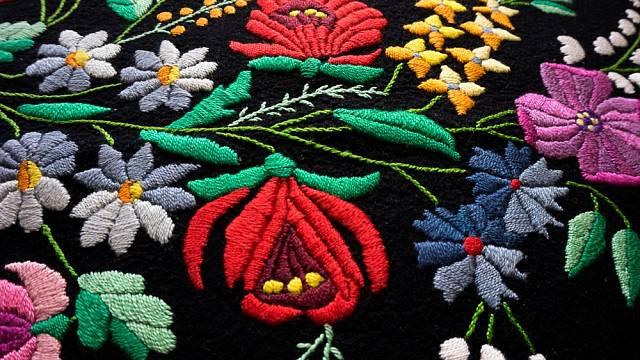 Tradiční maďarské krajky patří pod ochranu UNESCO