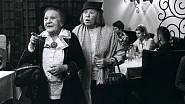 Skvělá komedie z roku 1974 Drahé tety a já, v níž se Nataša Gollová rozhodne na vlastní pěst vyšetřovat loupežné přepadení.