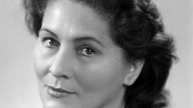 Marie Glázrová patřila k nejkrásnějším prvorepublikovým herečkám