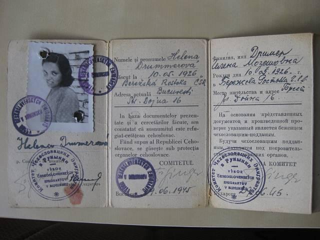 Legitimace z roku 1945
