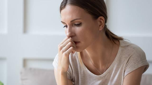 Depresivní lidé často mluví o sobě