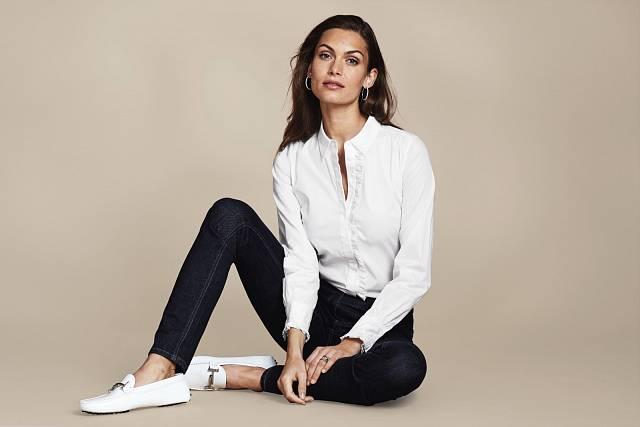Bílá košile, Pure Collection