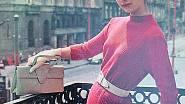 Obálka časopisu Žena a móda (1958).