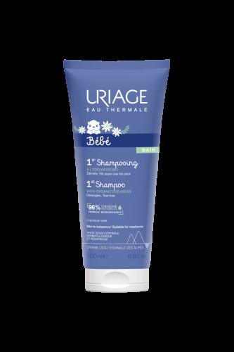 Uriage Bébé Šampón pro nejmenší 200 ml