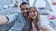 Dcera má s otcem společné zážitky, já jsem navíc