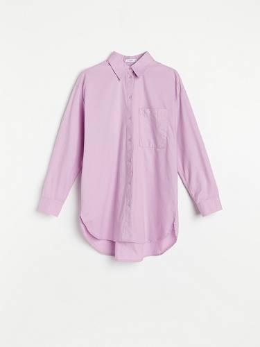 Košile, Reserved, info o ceně v obchodě