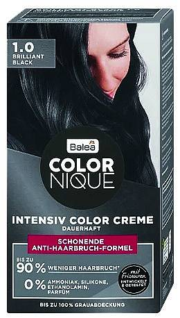 Intenzivní barva s neutrální vůní, která vás nedonutí slzet, ColorNique Balea, dm, 139 Kč