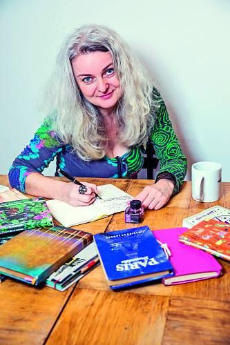 Martina Nosková učí, jak si psát deník, aby to k něčemu vedlo.