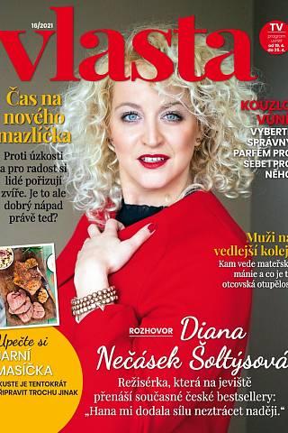 Časopis Vlasta (číslo 16)