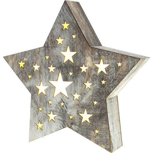 Svítící hvězda, Retlux, 349 Kč
