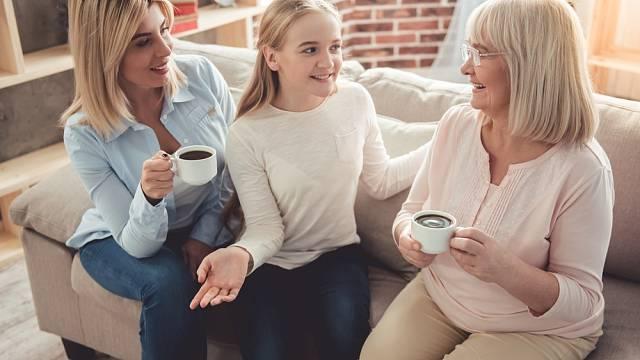 Syndrom nedělního odpoledne: Podává se káva a pozornost je snížená