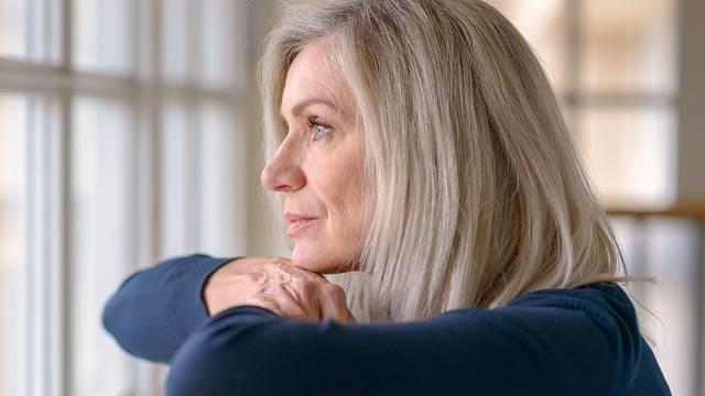 Nespavost je typickým projevem menopauzy