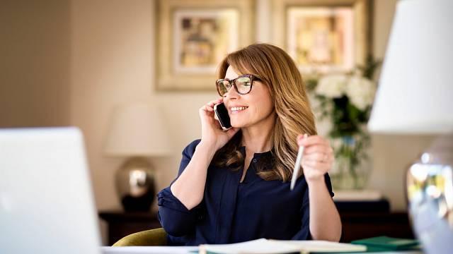 Jak telefonát působí na psychiku?