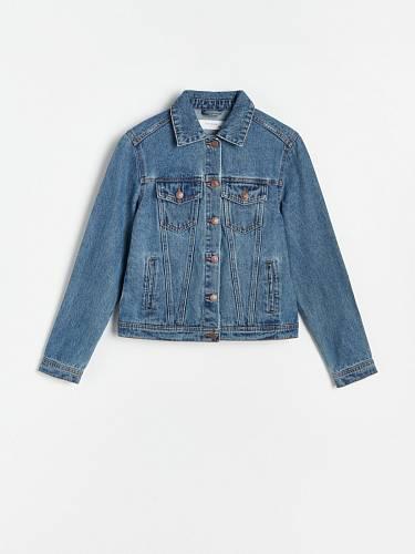 Džínová bunda, Reserved, 699 Kč