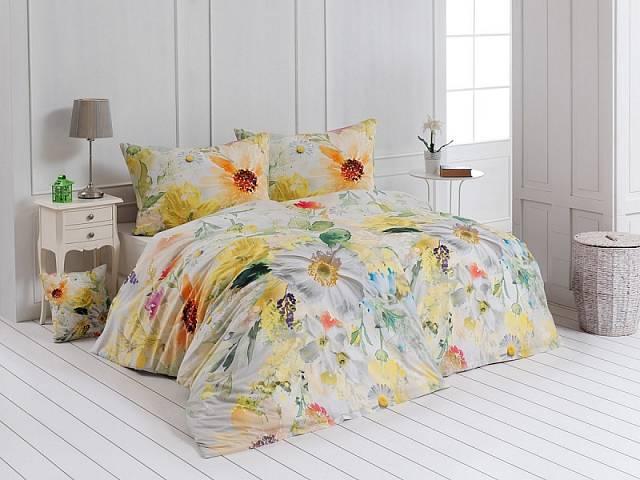 Pozvěte do své ložnice jaro s povlečením Sunset.