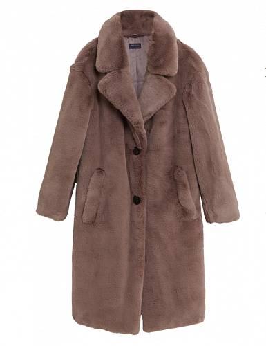 Umělý kožich, Marks & Spencer, 3199 Kč
