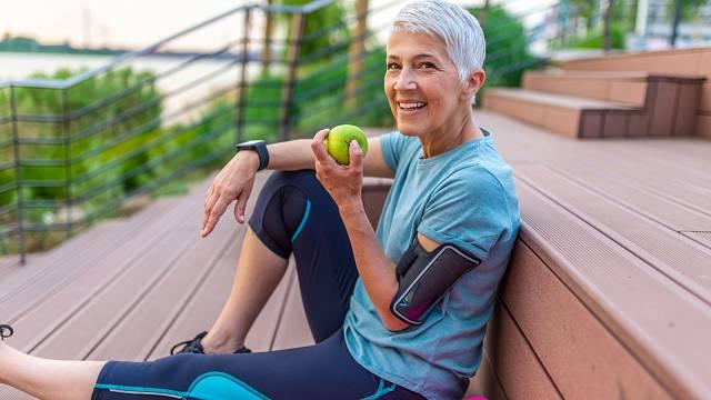 Jablka jsou jedno z jídel, které se v této dietě mohou jíst