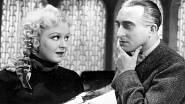 Věra Ferbasová v komedii z roku 1937 Falešná kočička, v níž se snaží jako negramotná dívka zapůsobit na Oldřicha Nového.
