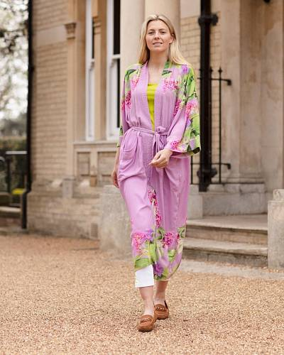 Kimono, From