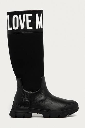 Kozačky, Love Moschino, 4799 Kč