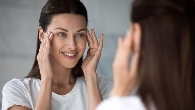 Očím pomáhají i masáže