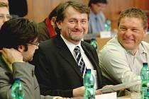 Jiří Šulc (uprostřed).