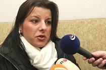 Nikola Moscatová přišla v mostecké nemocnici o miminko.