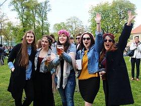 Studentský majáles v Litvínově