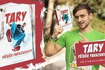 Kniha je průvodce životem youtubera Taryho i fenomenální disciplínou parkour.