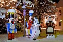 Olbernhau ruší vánoční trh.