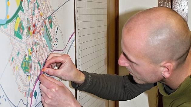 Pocitová mapa, inovativní metoda získávání postřehů od občanů. Ilustrační foto