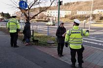 Preventivní akce mosteckých policistů