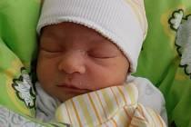 Roman Perný se narodil mamince Dianě Perné z Mostu 24. listopadu ve 23.30 hodin. Měřil 51 cm a vážil 3,5 kilogramu.