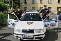 Litvínovské strážníky několikrát plně zaměstnala jediná žena.