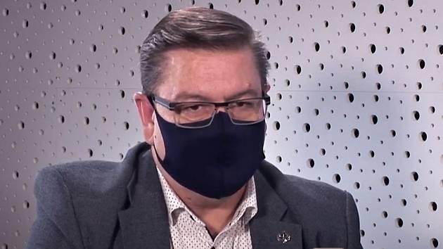 Hejtman Ústeckého kraje Jan Schiller