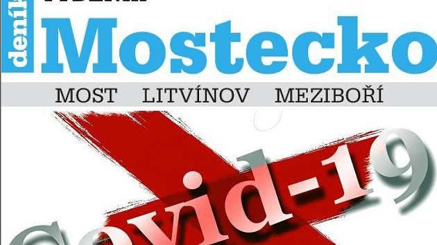 Zítra vychází nový týdeník Mostecko.