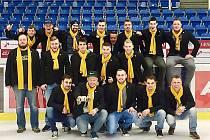 Tým HC Cheza Litvínov vybojoval v Brně bronzové medaile.